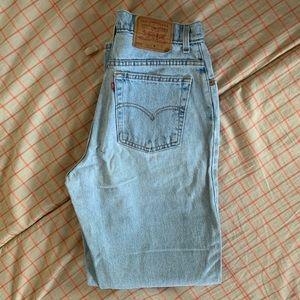 Vintage Levi Jeans size 12 long